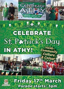 St Patrick's Day in Athy