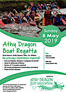 Athy Dragon Boat Regatta