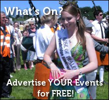 Advertise Your Events